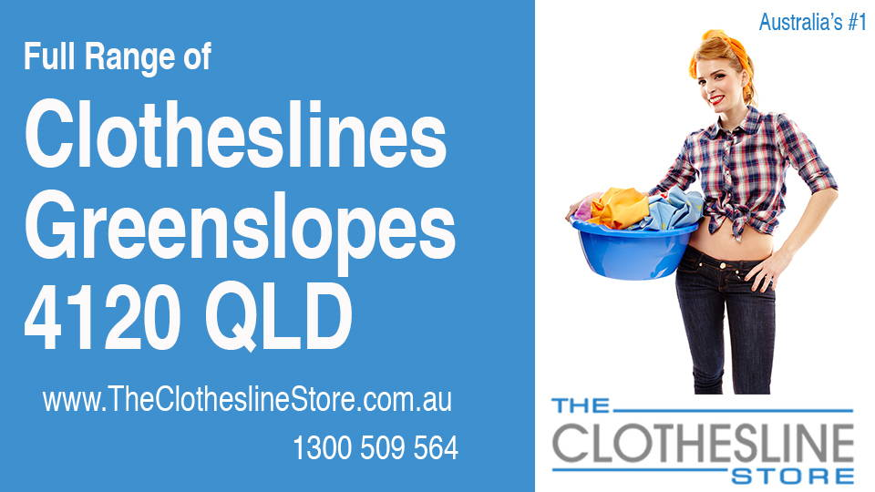 New Clotheslines in Greenslopes Queensland 4120