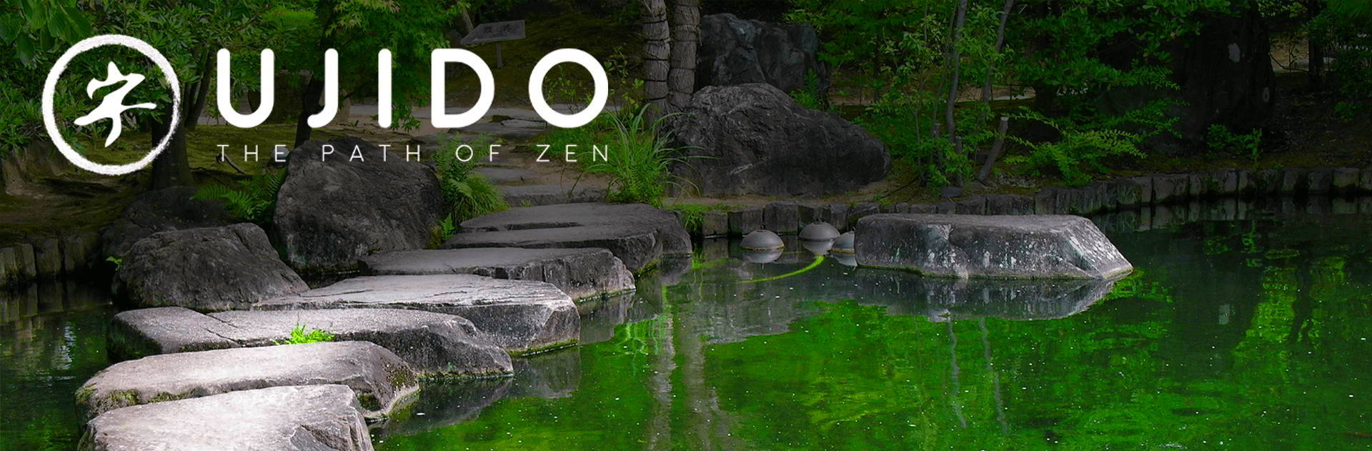 About Us Ujido Company Info Path of Zen