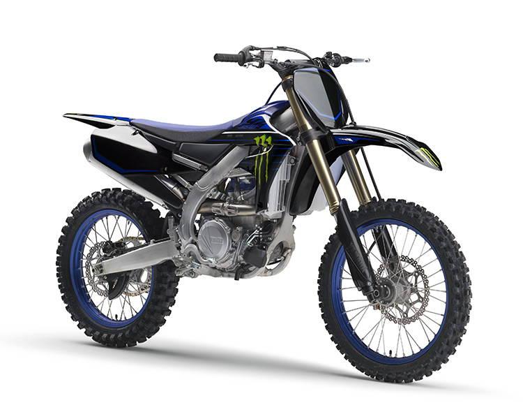 2020 Yamaha YZ450FSP