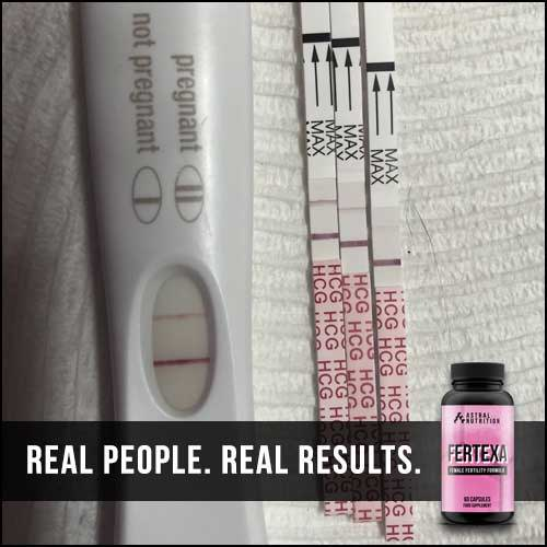 Fertexa Female Fertility Booster Results