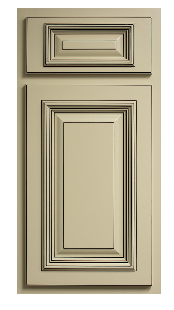 Heritage White Style Cabinets
