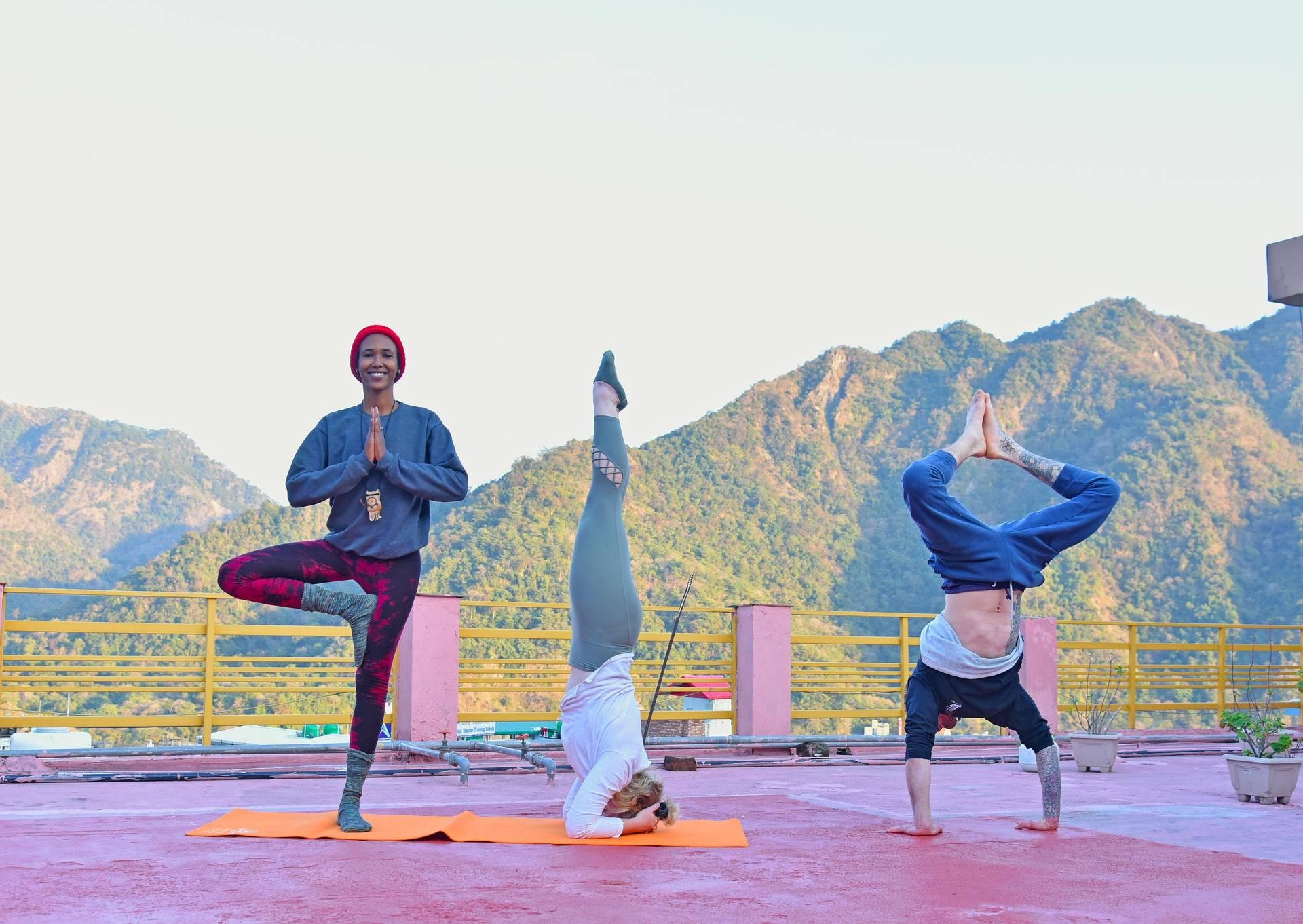 What is Baptiste Yoga? l The Community Hub l Mukha Yoga