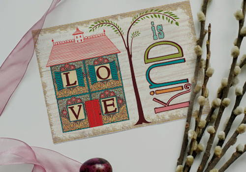 Divinity Boutique - Greeting Cards