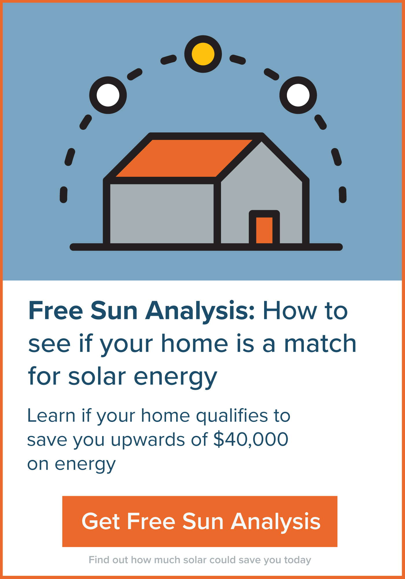 Image of a Free Sun Analysis offer