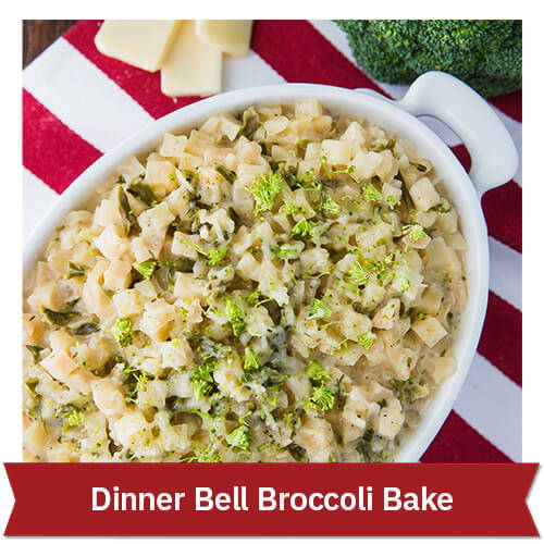 Dinner Bell Broccoli Bake