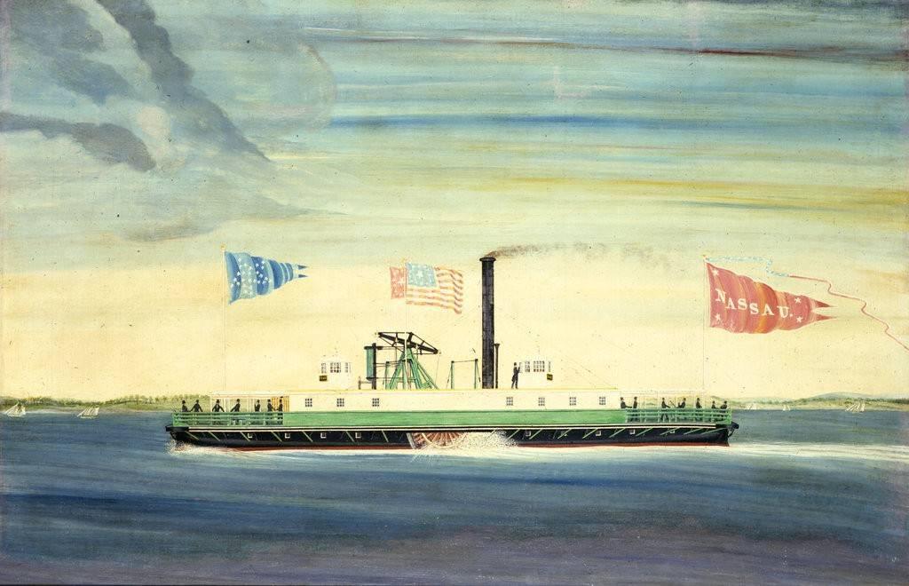 nassau ferry
