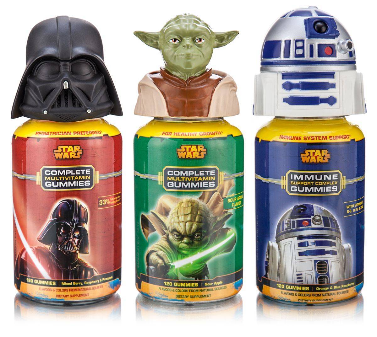 Star Wars Complete Multivitamin Gummies