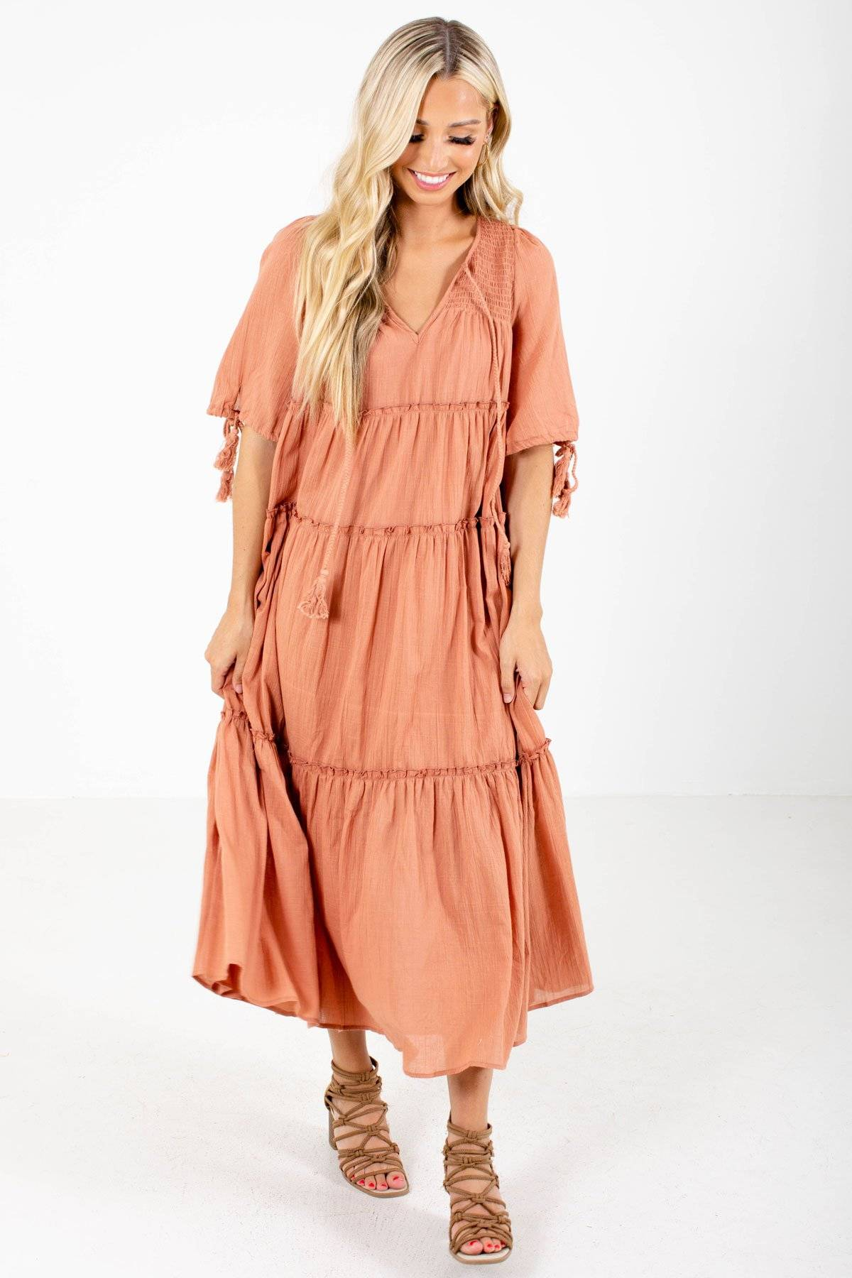 Photo of One Day at a Time Maxi Dress