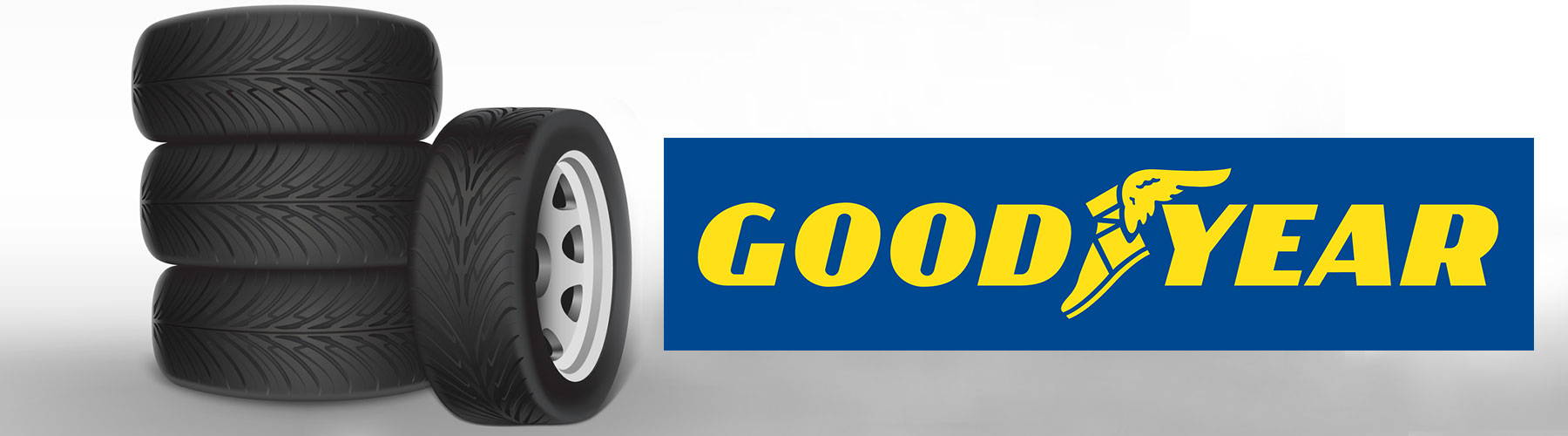 Goodyear logo and Tyres