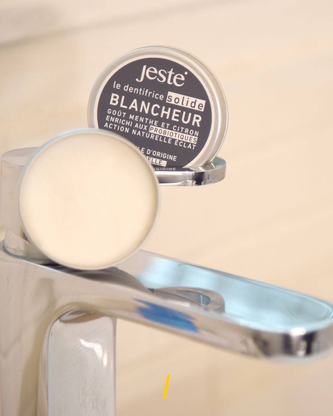 Dentifrice solide blancheur - The Trust Society