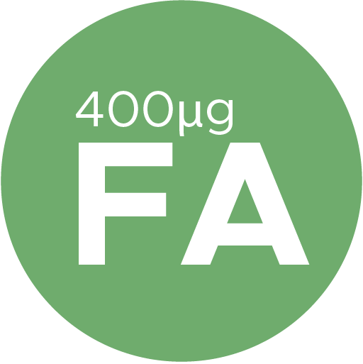 Folic Acid Icon