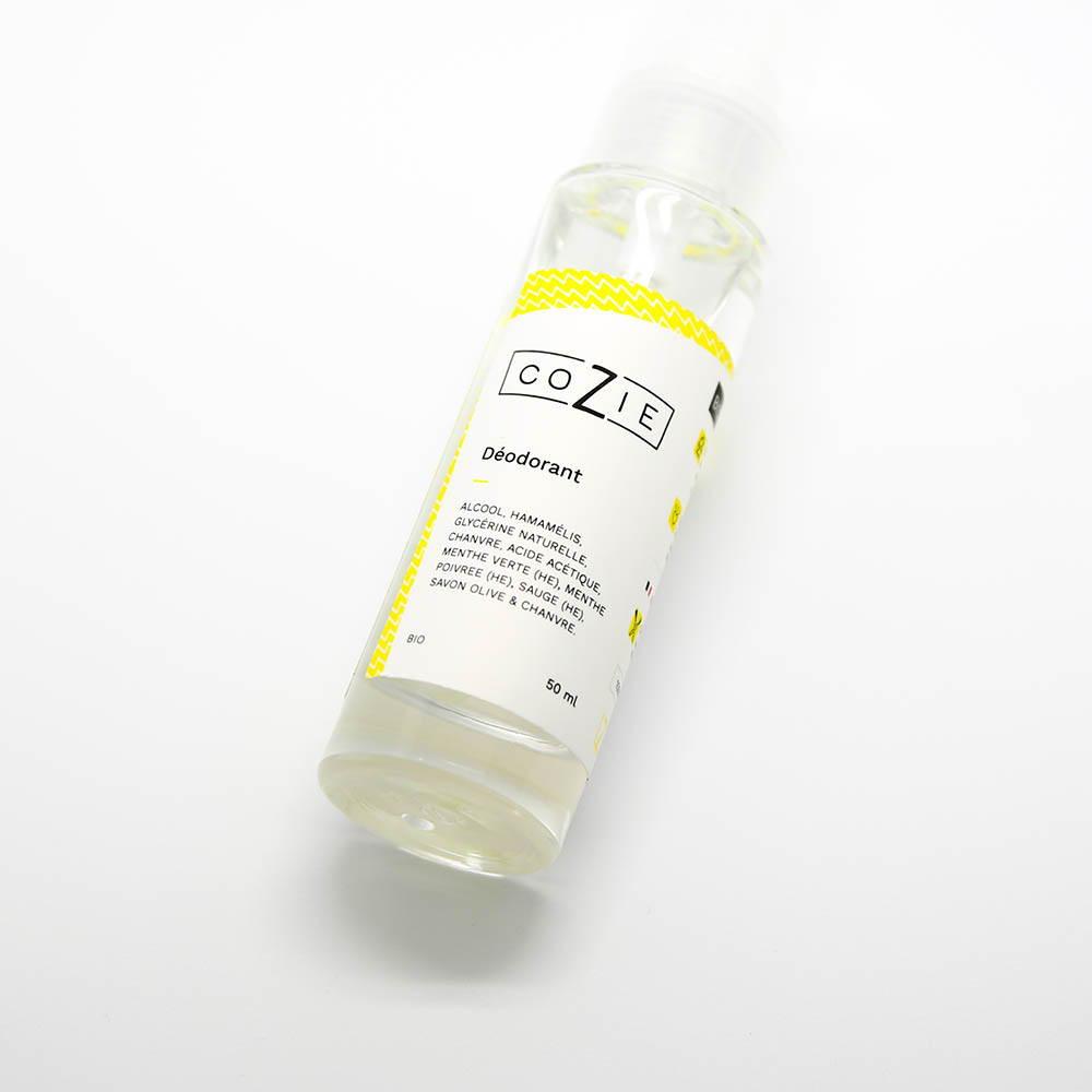 déodorant naturel et écologique