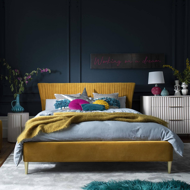 Cool Upholstered Beds In Norfolk