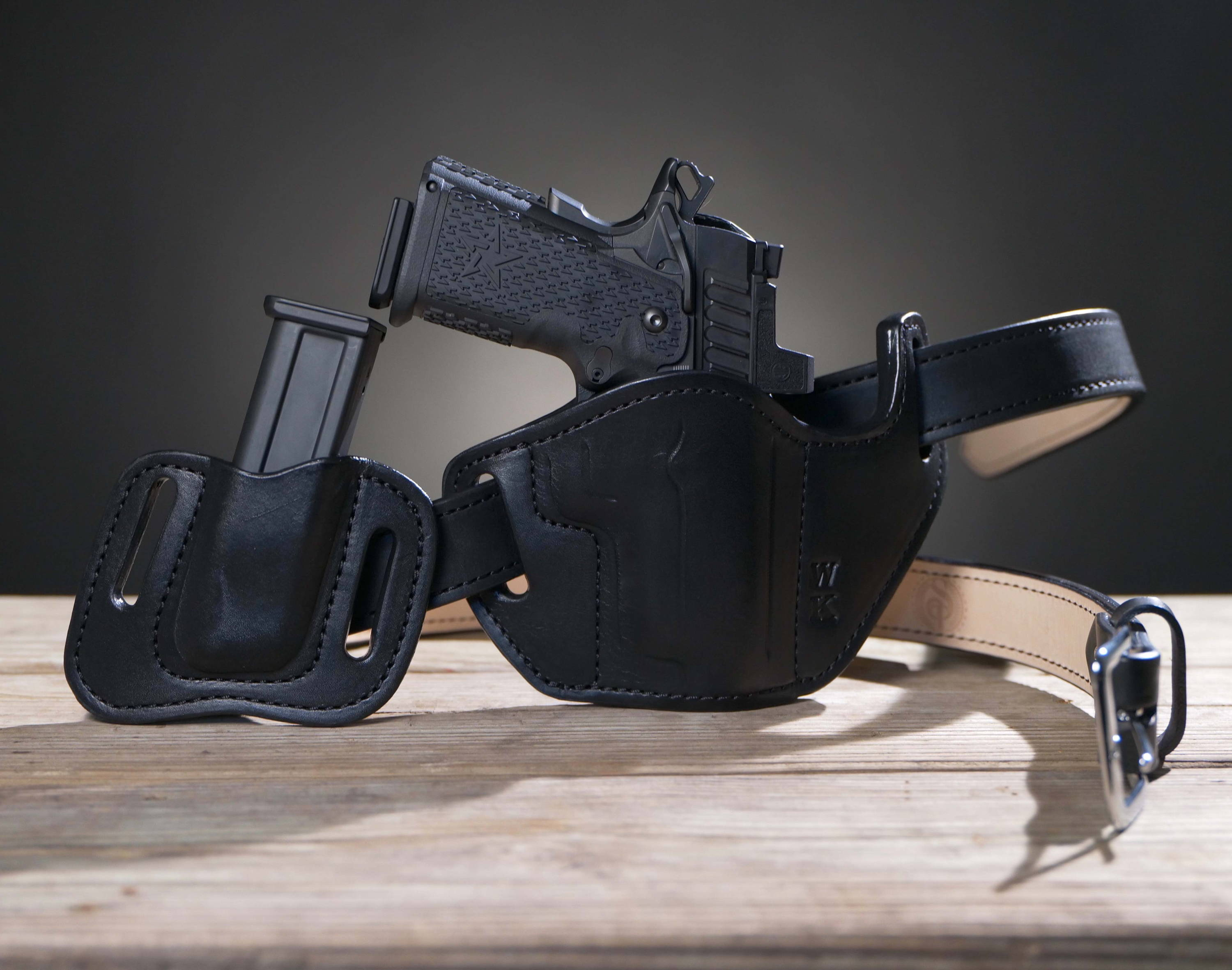 holster for red dot sight