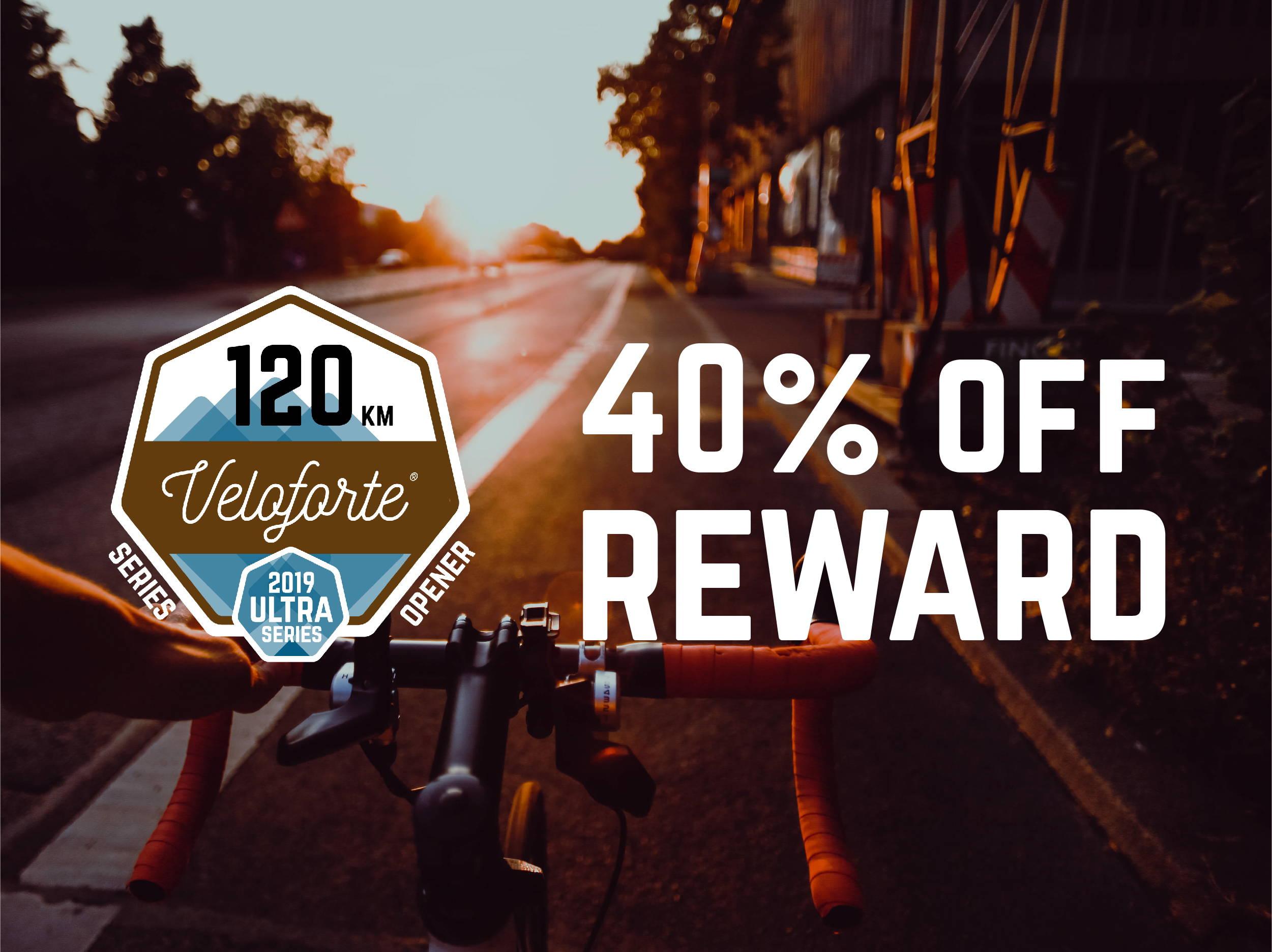 Veloforte | Strava Challenge Reward
