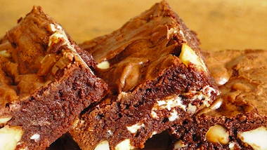 brownies au chocolat de jerome ferrer