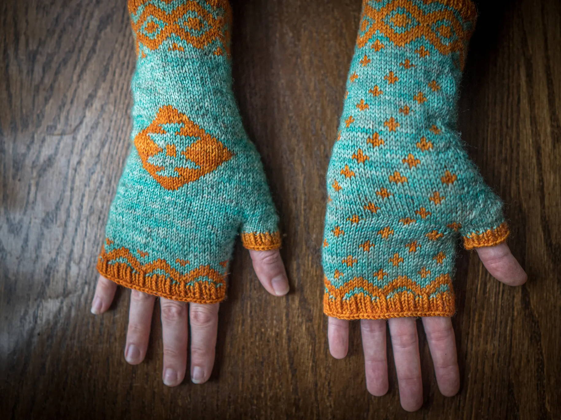 Courtney Adcock - Southwest Mitts