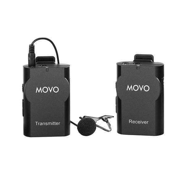 Wireless Lavalier Microphone