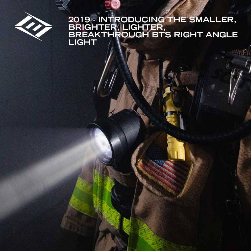 New FoxFury introduces new Breakthrough BTS light