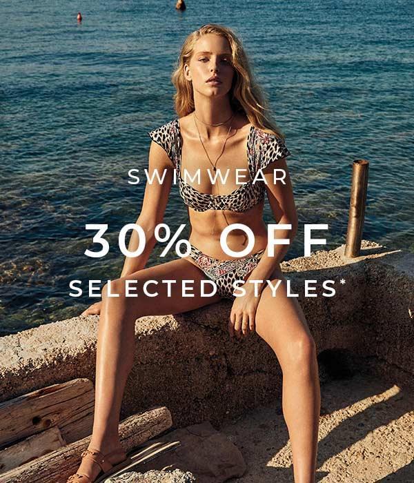 Tigerlily Swimwear | 30% Off Selected Swim Styles