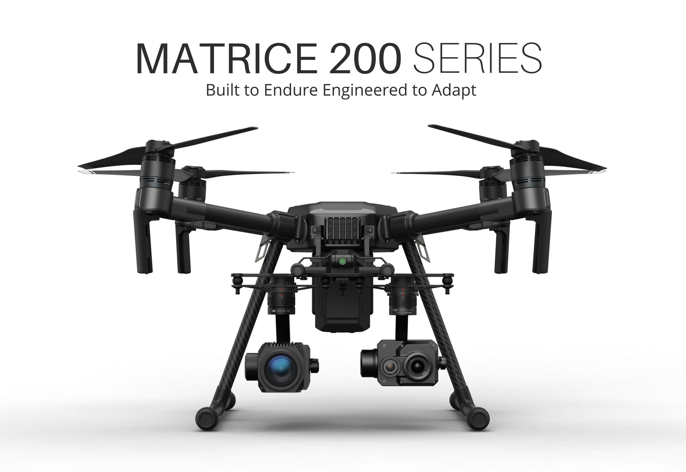 Matrice 200 series