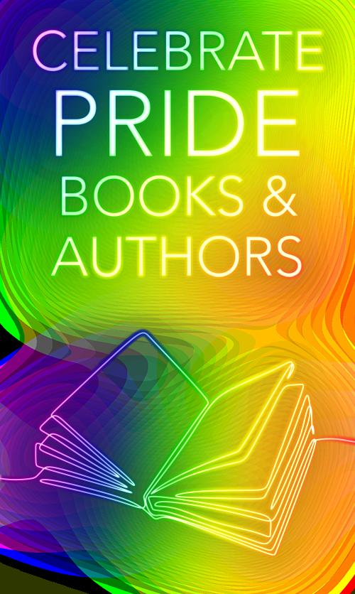 Celebrate Pride Books & Authors Neon Sign