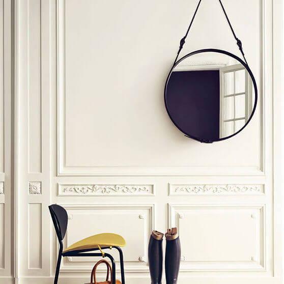 GUBI Adnet Wall Mirror Circular