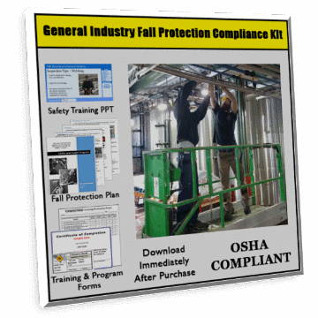 Fall Protection Training for General Industry