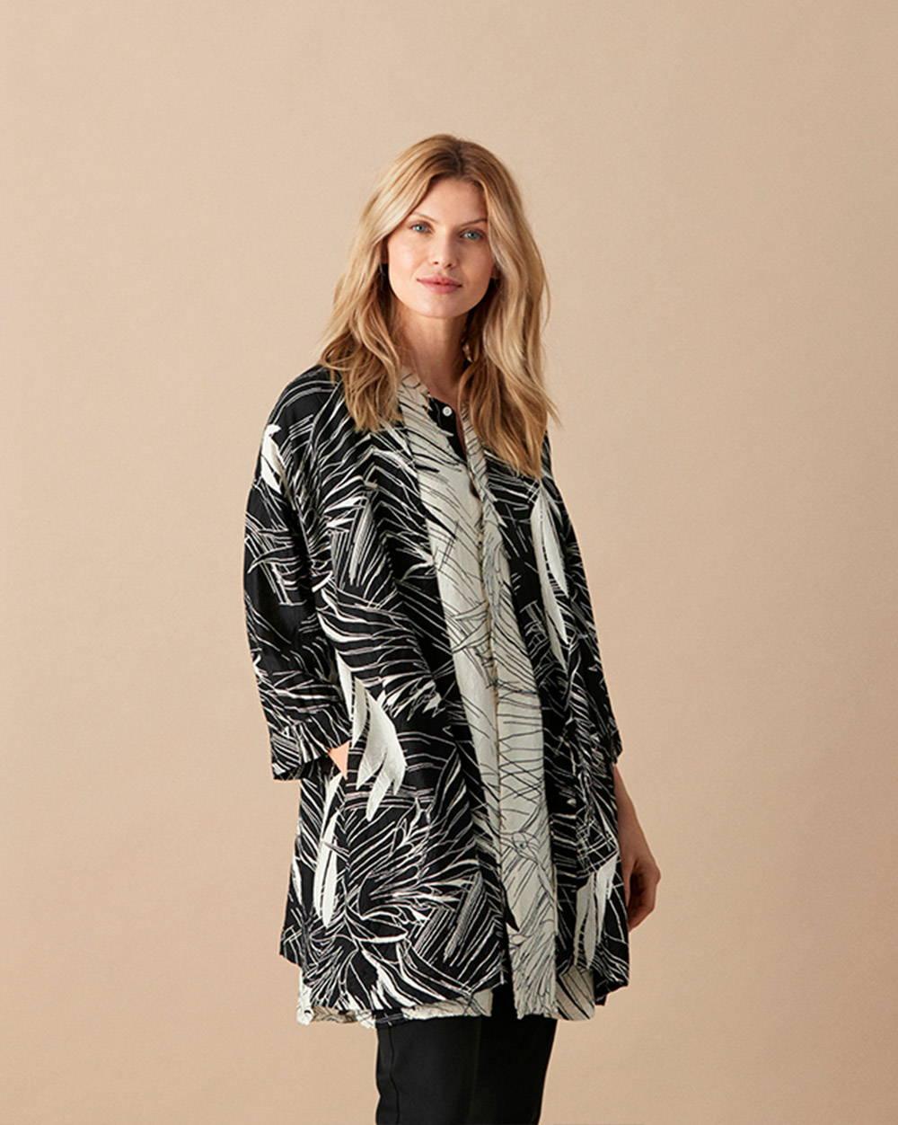 Josslyn Kimono - Editorial Image