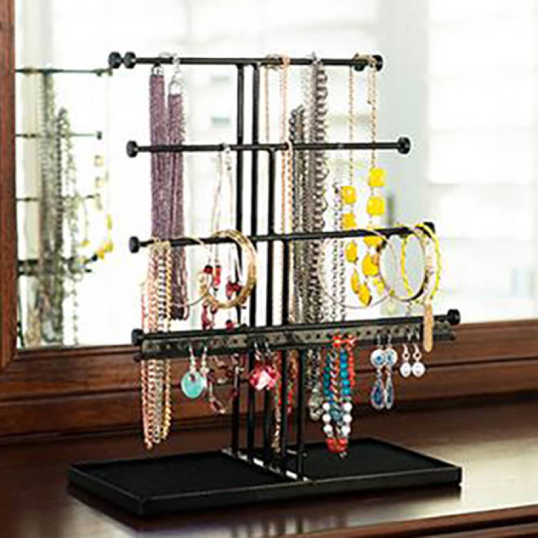 Countertop Jewelry Organizer