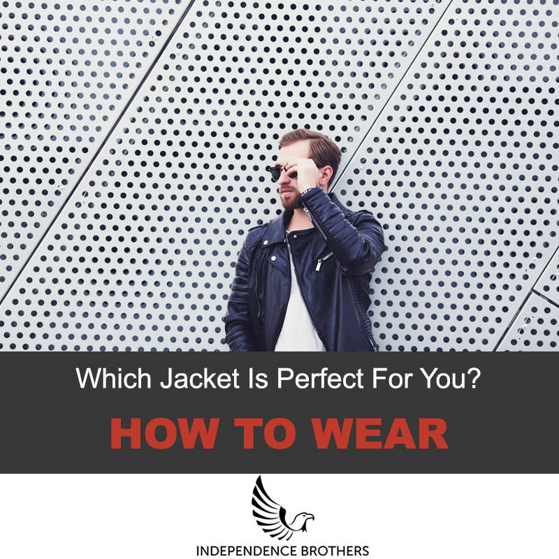 How To Wear the Schott Perfecto