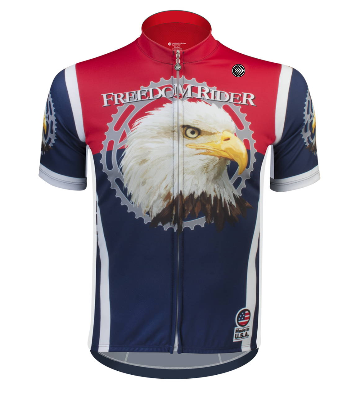 freedom rider Cycling Jersey