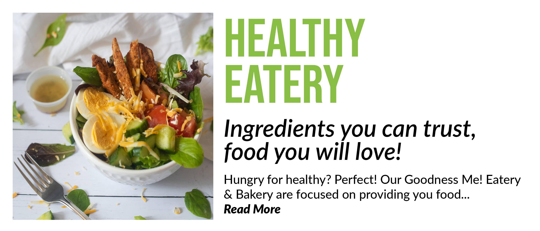 healthy eatery