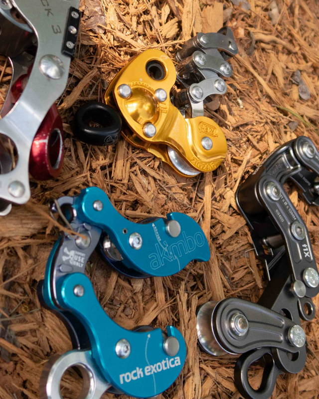 image of Mechanical Prusiks from Rock Exotica, Notch, Petzl, ART, and More