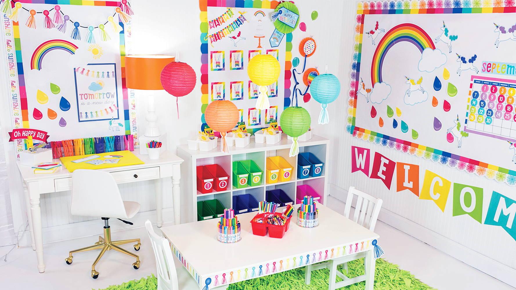 Hello Sunshine Classroom
