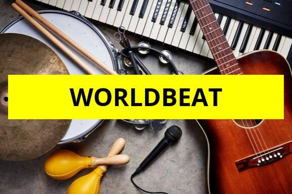 Worldbeat guitar string jewelry