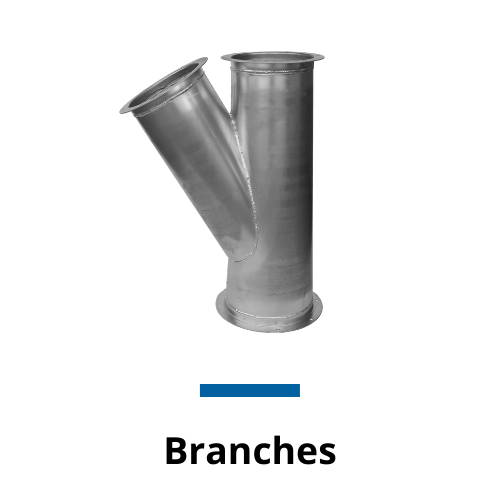 Nordfab Flanged Branches
