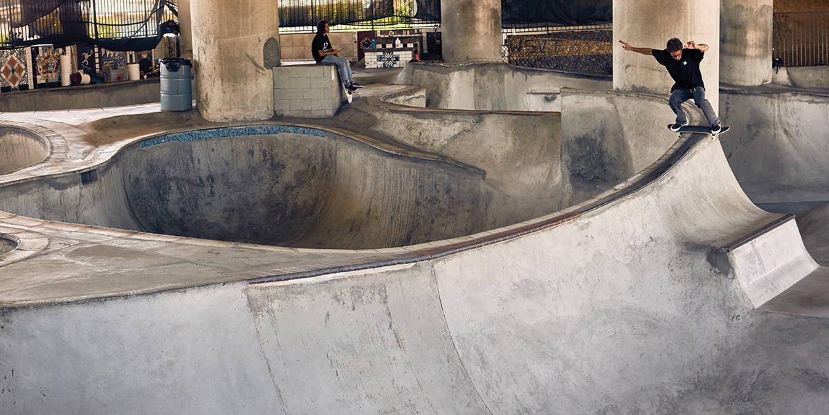 Josh Stafford Skateboarding