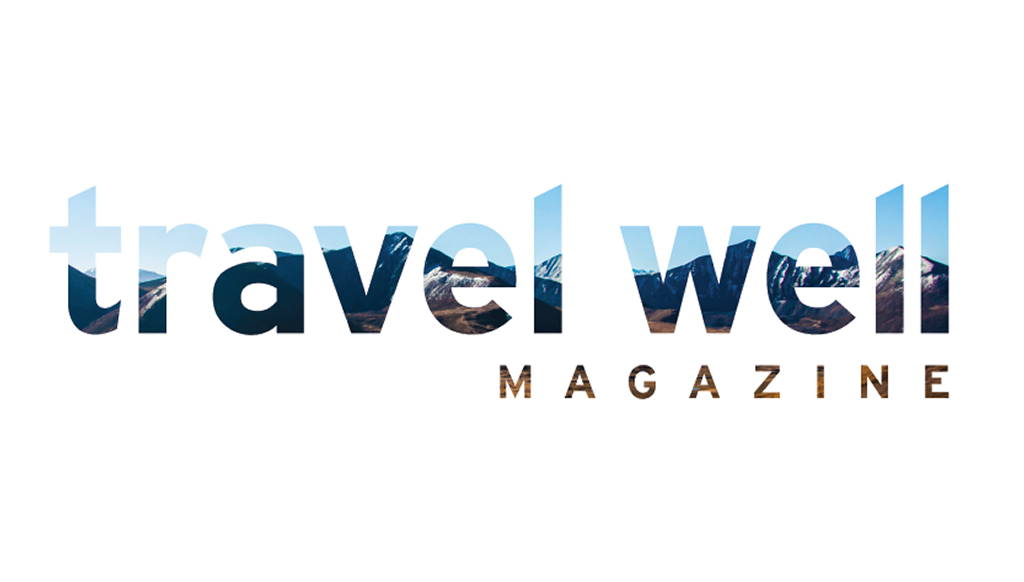 Travel Well Magazine logo