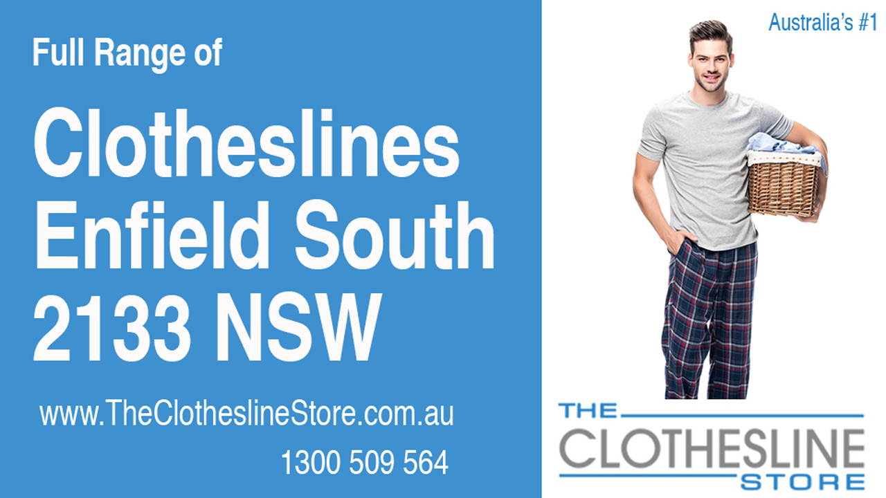 Clotheslines Enfield South 2133 NSW