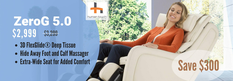 Human Touch Zero G 5.0