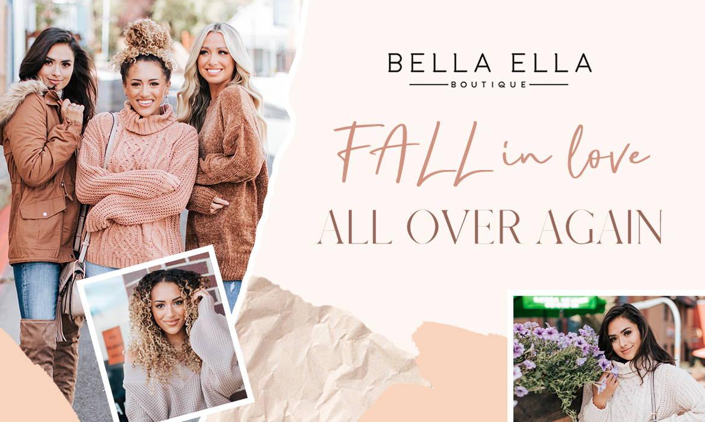 Fall womens clothing
