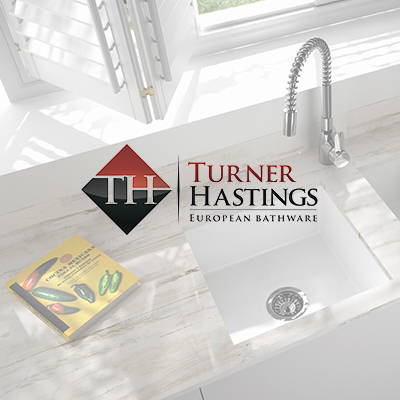 Turner Hastings used in our flat pack kitchens, The Blue Space