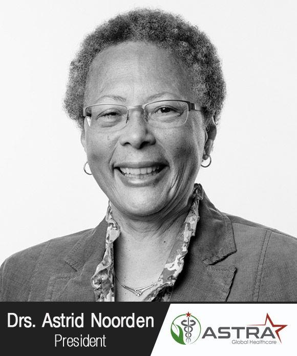 Drs. Astrid Noorden corporate headshot
