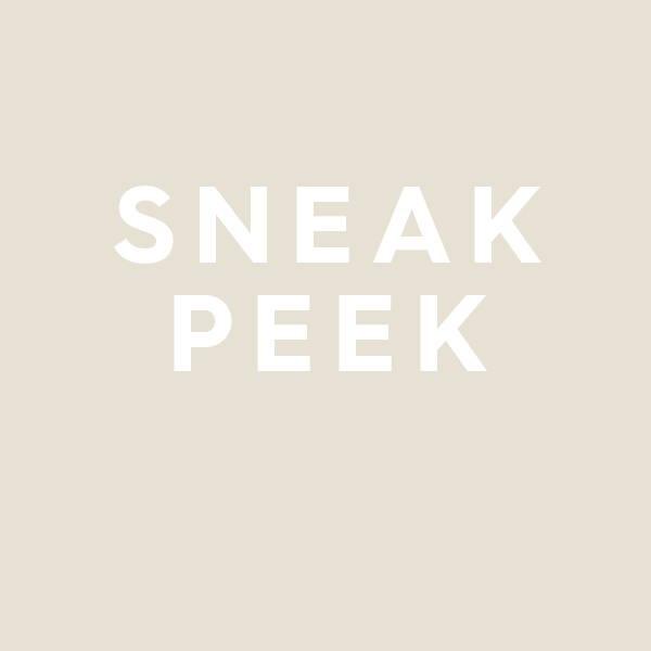 Efterår Sneak Peek