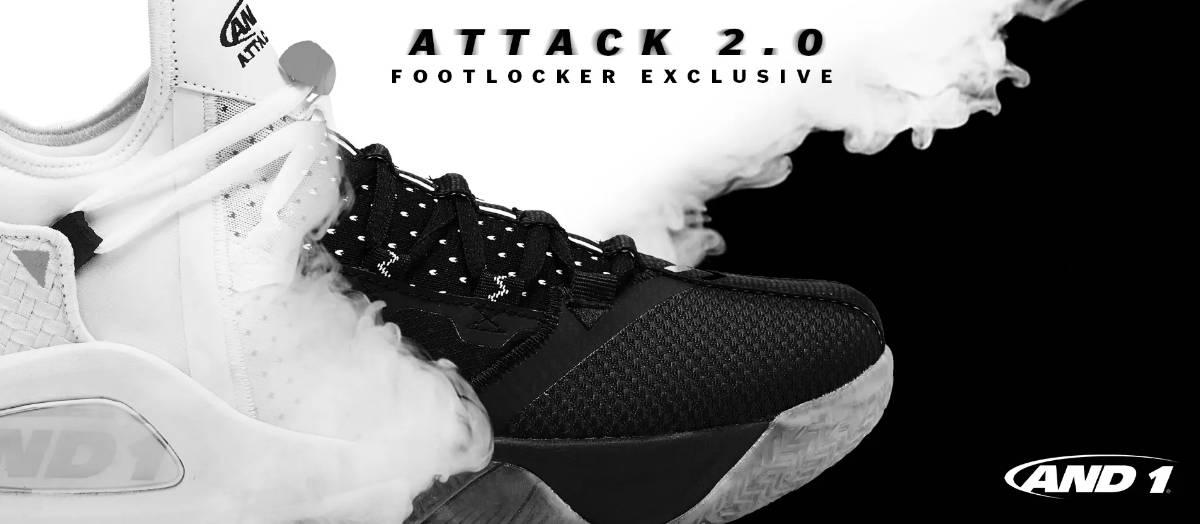 Attack 2.0 Footlocker Exclusive