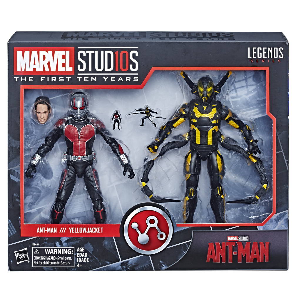 MARVEL STUDIOS: FIRST TEN YEARS - ANTMAN - ANTMAN & THE YELLOW JACKET  - INR 3599