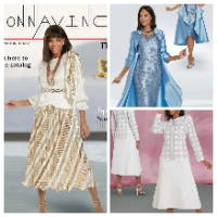 Elegance Fashions | Donna Vinci Women Church Suits Clearance Sale