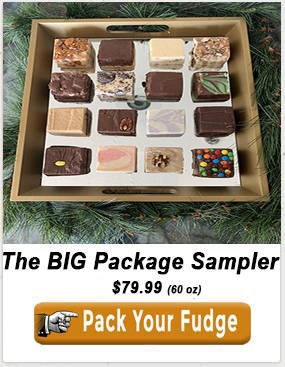 Bog Package Sam[pler fudge uranus