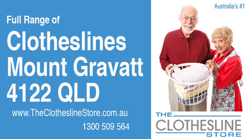 New Clotheslines in Mount Gravatt Queensland 4122